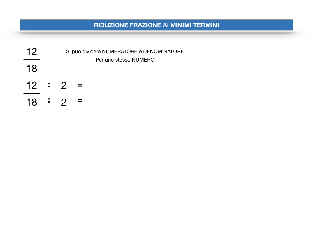 riduzione di frazione a minimi termini_SIMULAZIONE.004
