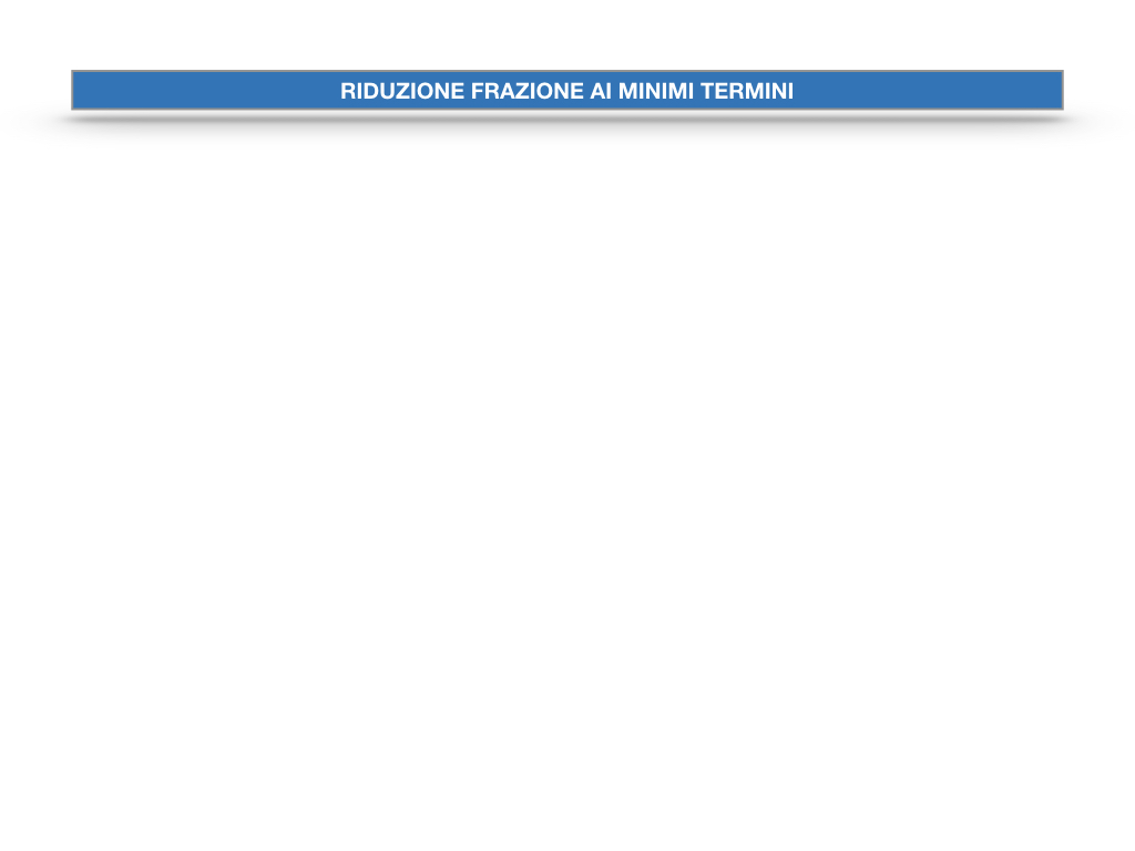riduzione di frazione a minimi termini_SIMULAZIONE.014