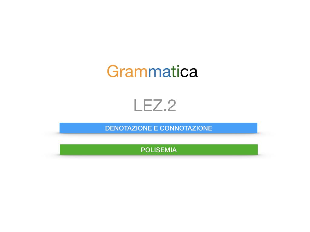 GRAMMATICA_1MEDIA_DENOTAZIONE-CONNOTAZIONE-POLISEMIA_SIMULAZIONE.001