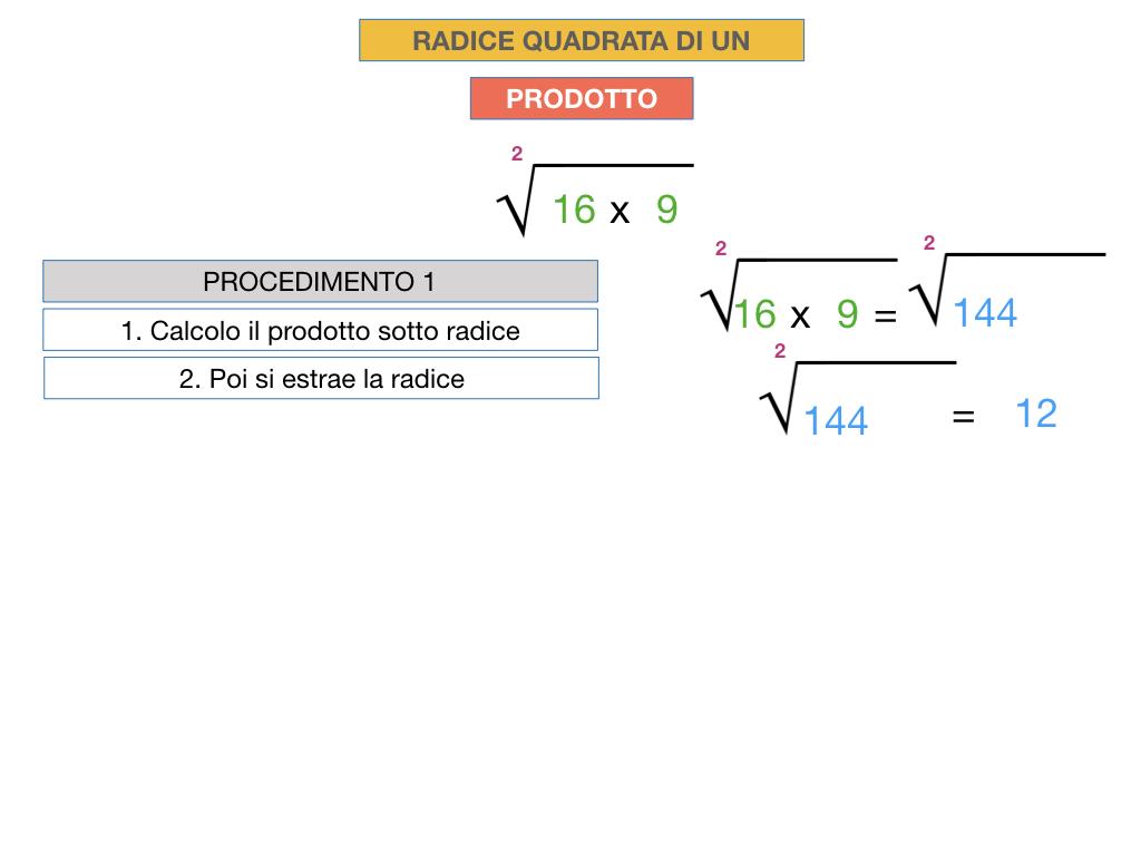 12.PROPRIETA' DELLE RADICI QUADRATE_SIMULAZIONE.007