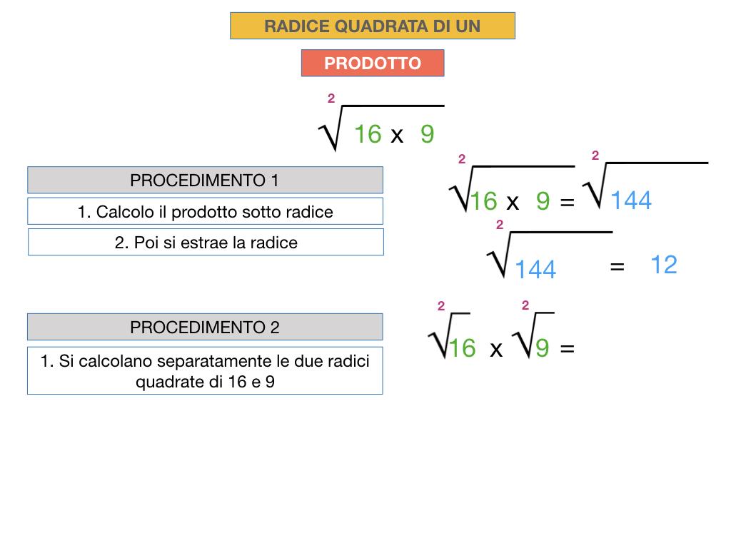 12.PROPRIETA' DELLE RADICI QUADRATE_SIMULAZIONE.010
