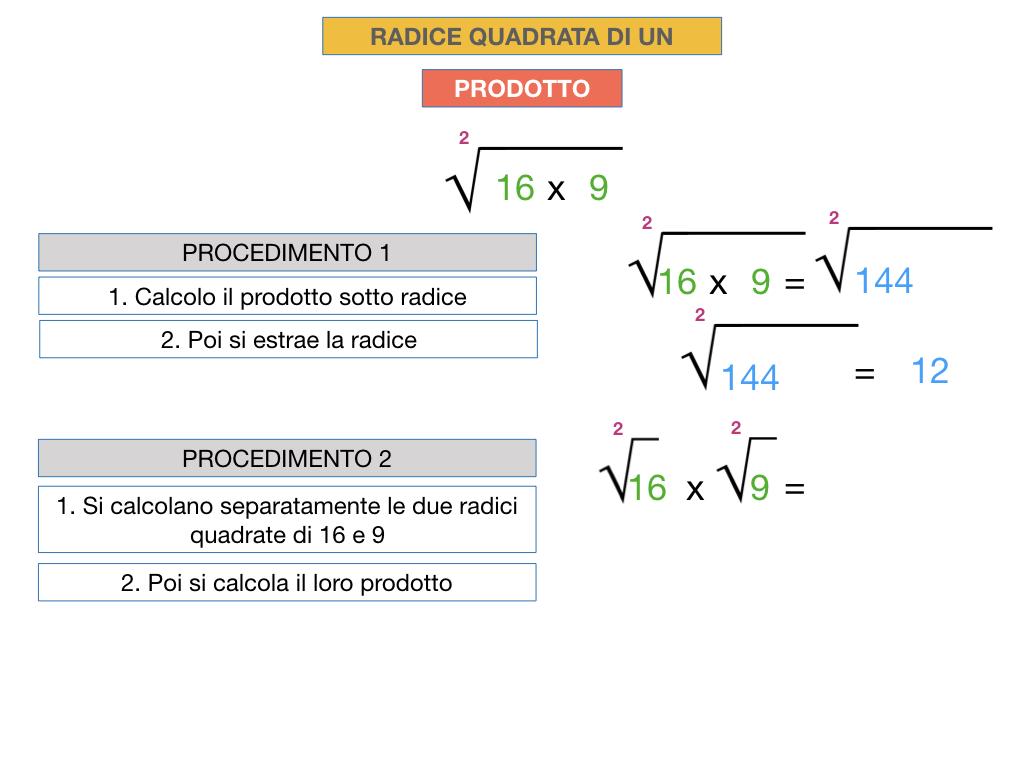 12.PROPRIETA' DELLE RADICI QUADRATE_SIMULAZIONE.011