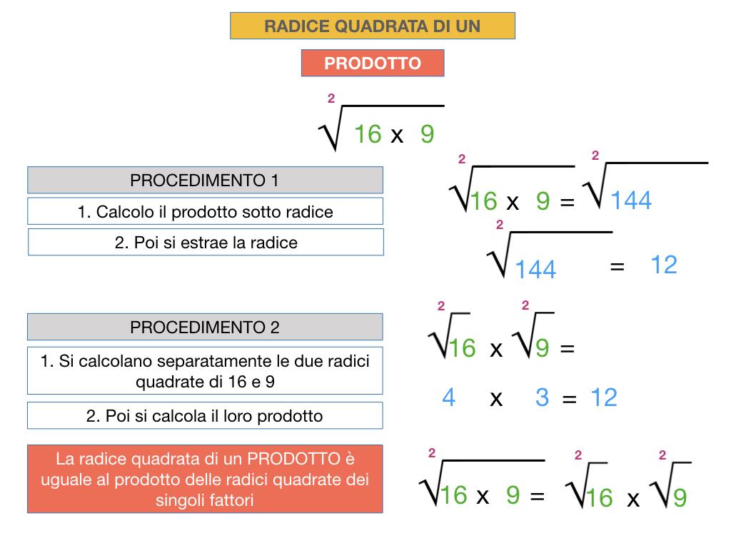 12.PROPRIETA' DELLE RADICI QUADRATE_SIMULAZIONE.016
