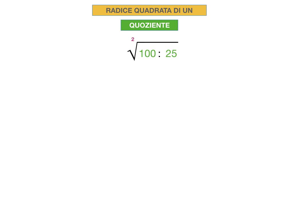 12.PROPRIETA' DELLE RADICI QUADRATE_SIMULAZIONE.019