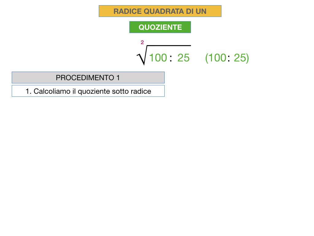 12.PROPRIETA' DELLE RADICI QUADRATE_SIMULAZIONE.021