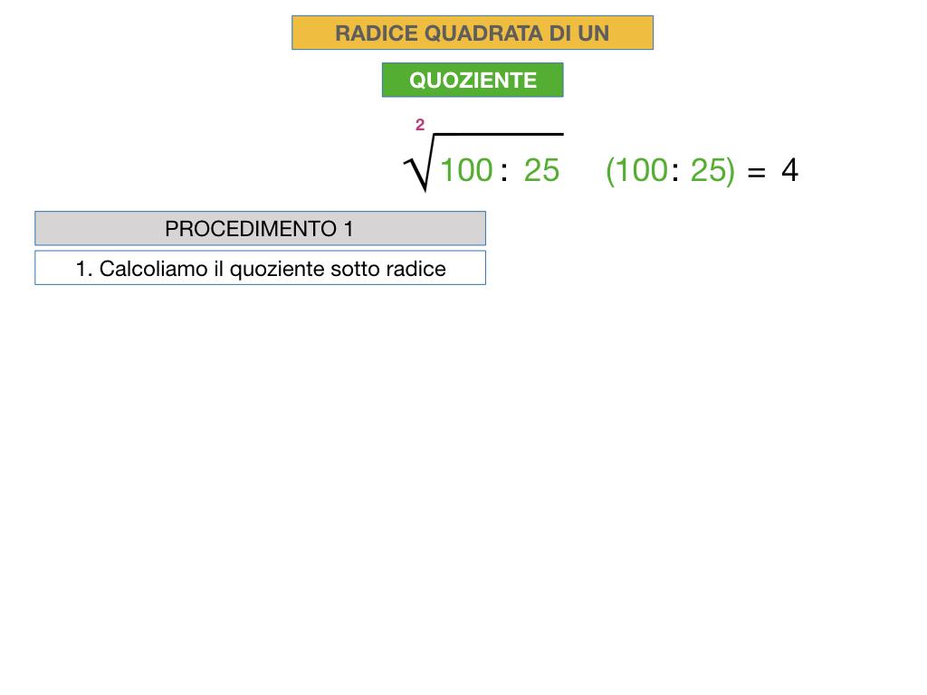 12.PROPRIETA' DELLE RADICI QUADRATE_SIMULAZIONE.022