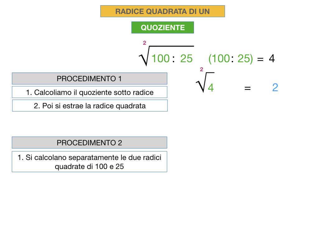 12.PROPRIETA' DELLE RADICI QUADRATE_SIMULAZIONE.027