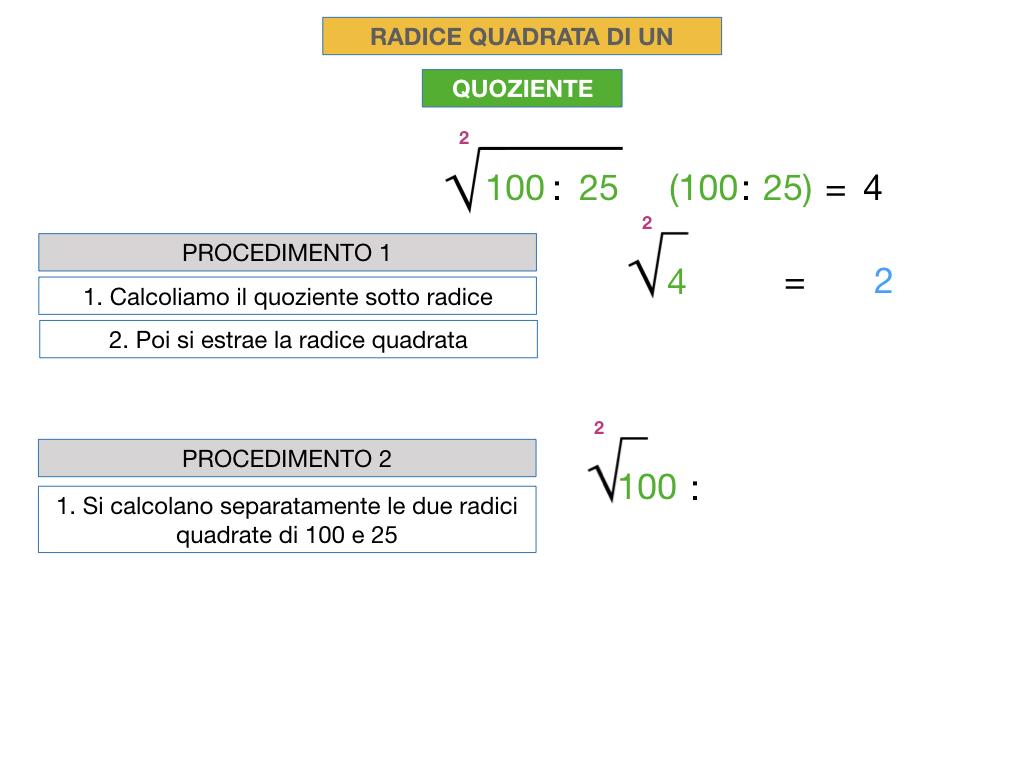 12.PROPRIETA' DELLE RADICI QUADRATE_SIMULAZIONE.028