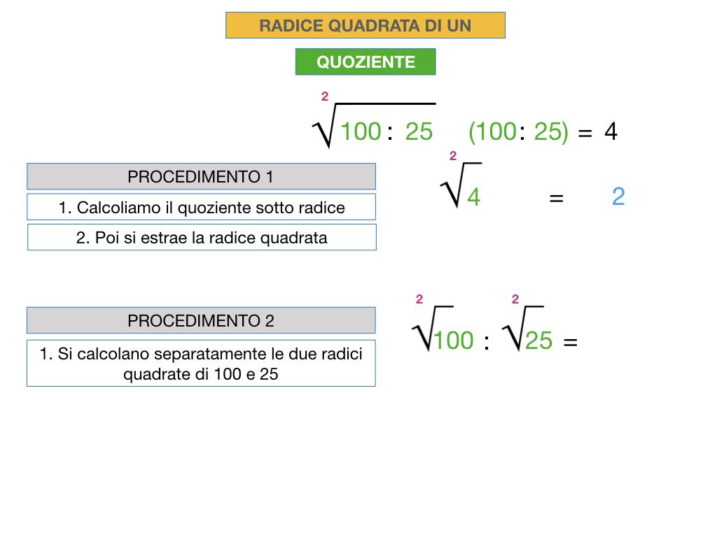 12.PROPRIETA' DELLE RADICI QUADRATE_SIMULAZIONE.029