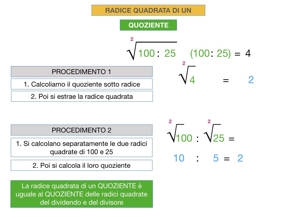 12.PROPRIETA' DELLE RADICI QUADRATE_SIMULAZIONE.034