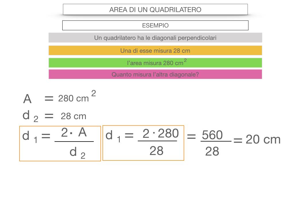 9. L'AREA DI UN QUADRILATERO CON LE DIAGONALI PERPENDICOLARI_ SIMULAZIONE.050