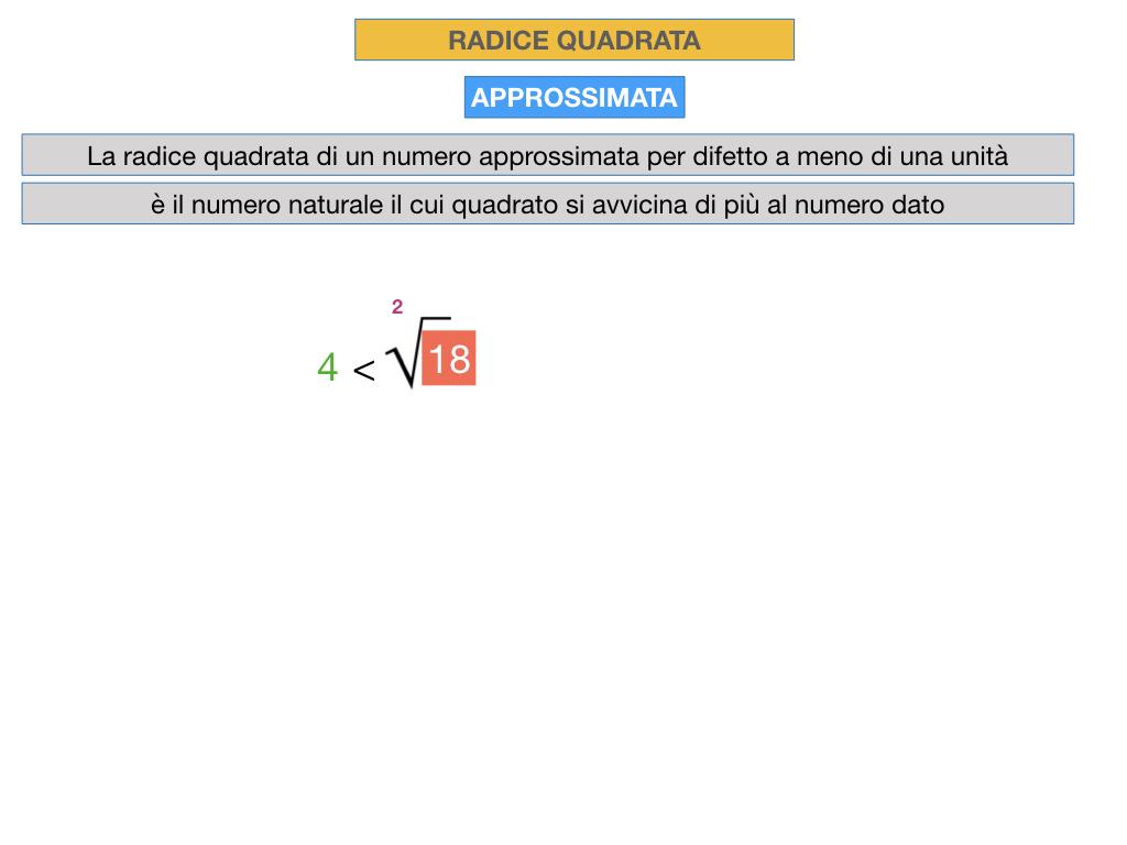 RADICE QUADRATA APPROSSIMATA_SIMULAZIONE.031