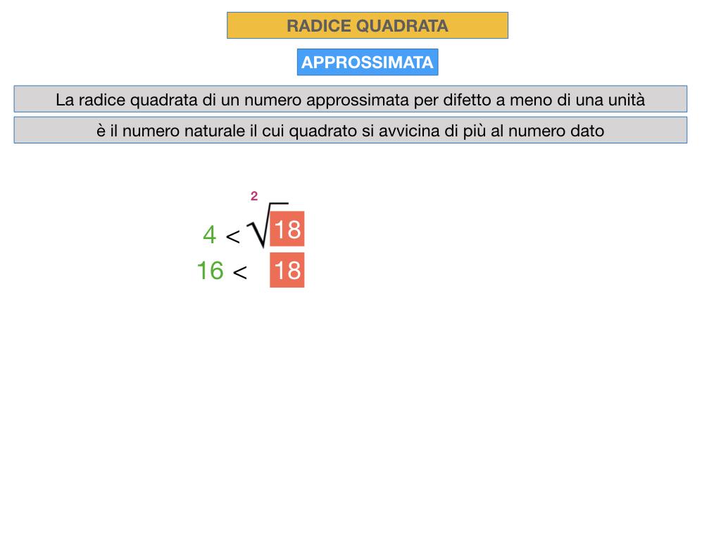 RADICE QUADRATA APPROSSIMATA_SIMULAZIONE.032