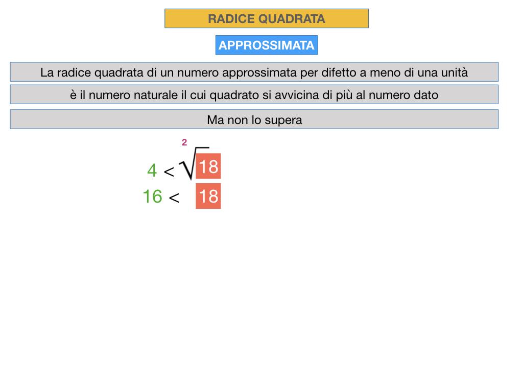 RADICE QUADRATA APPROSSIMATA_SIMULAZIONE.033