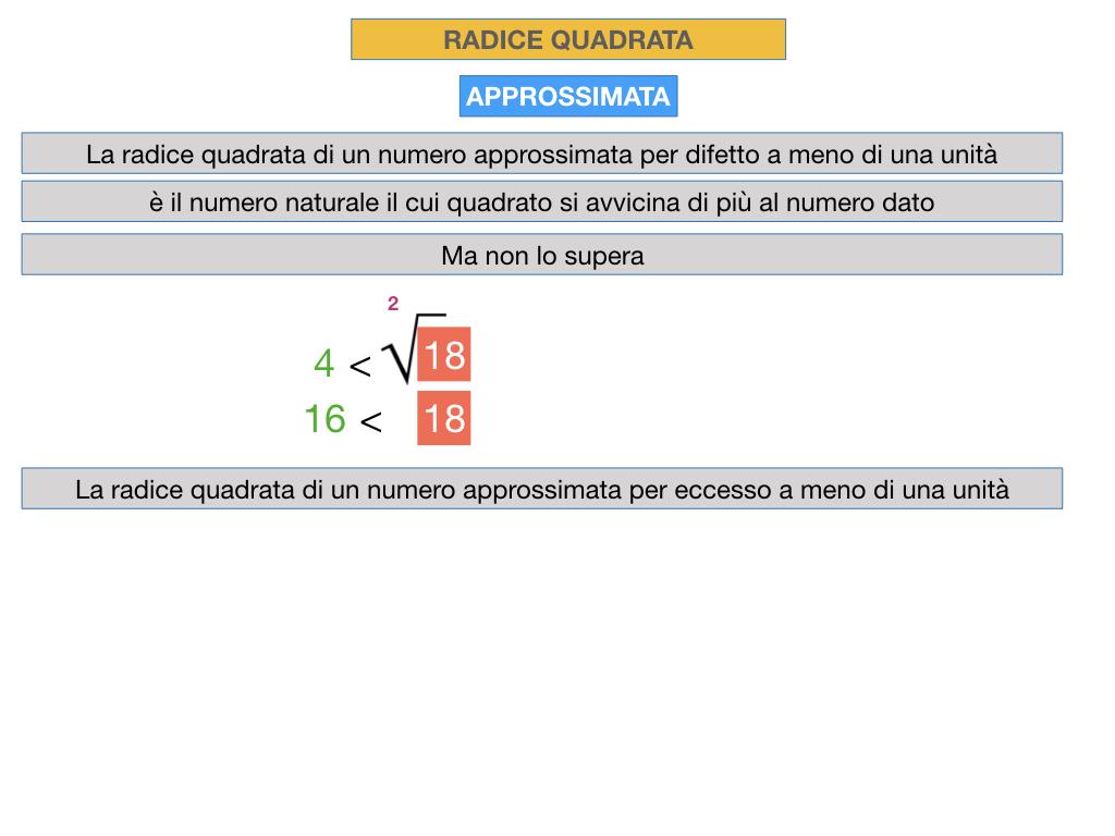 RADICE QUADRATA APPROSSIMATA_SIMULAZIONE.034