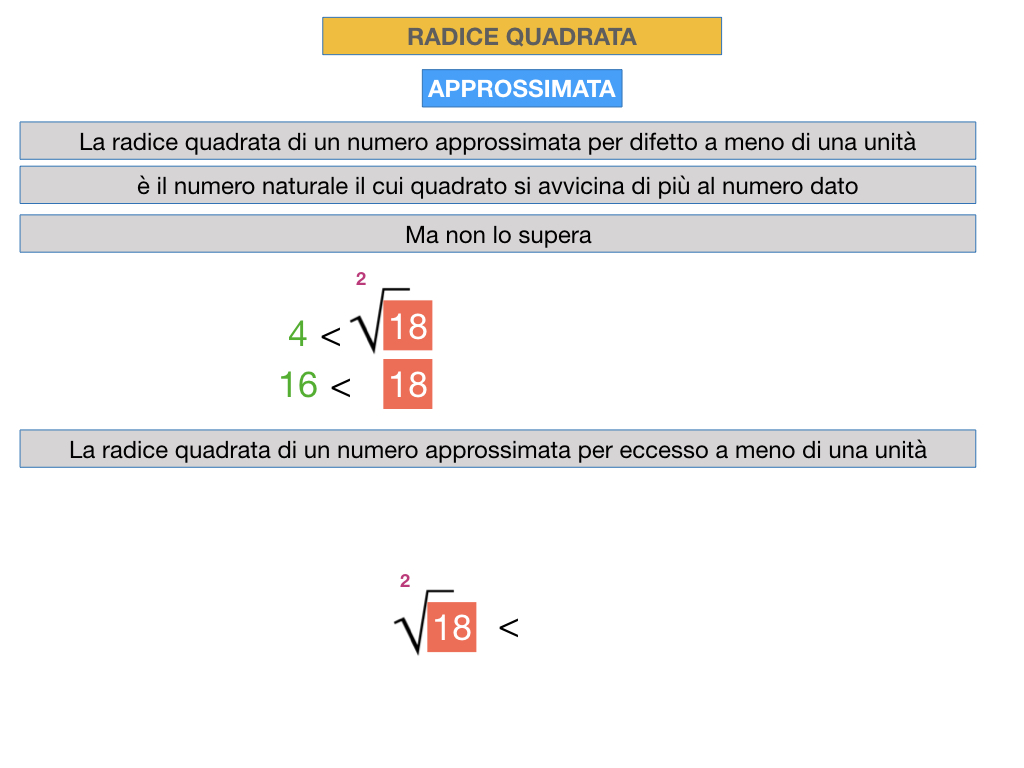 RADICE QUADRATA APPROSSIMATA_SIMULAZIONE.035