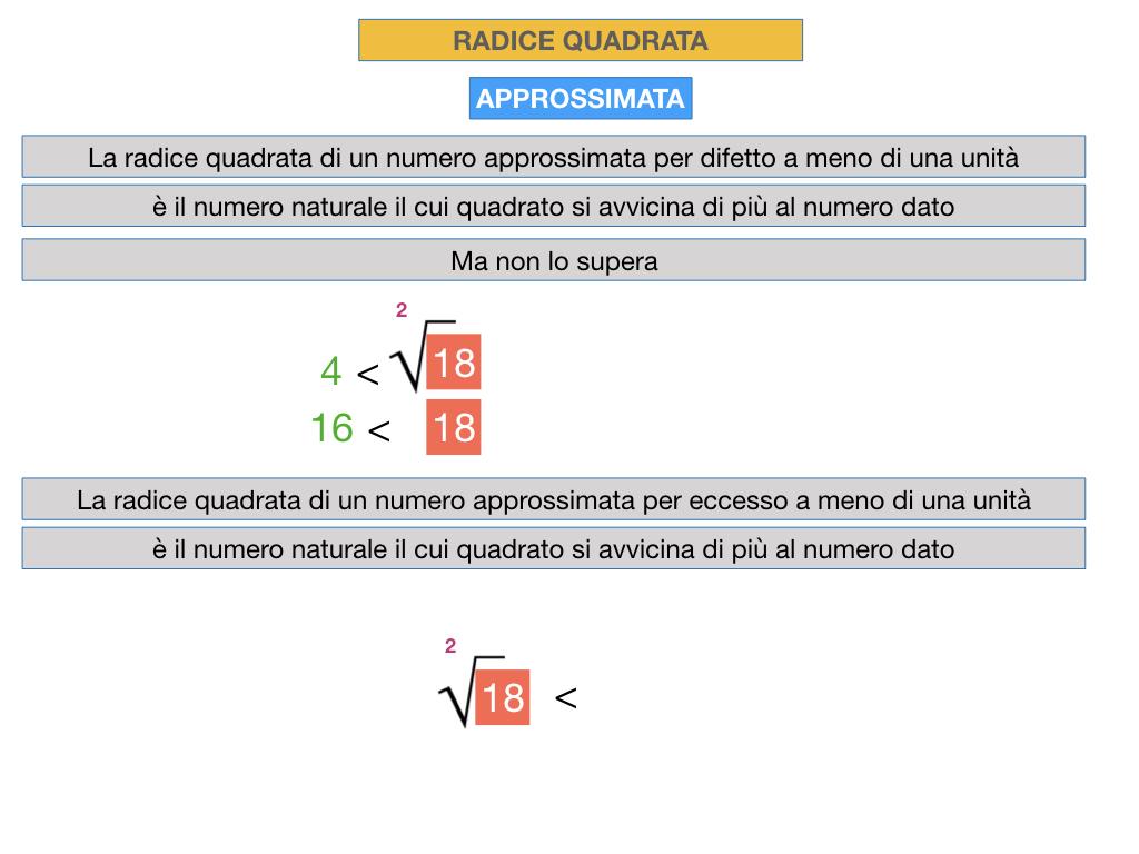 RADICE QUADRATA APPROSSIMATA_SIMULAZIONE.036
