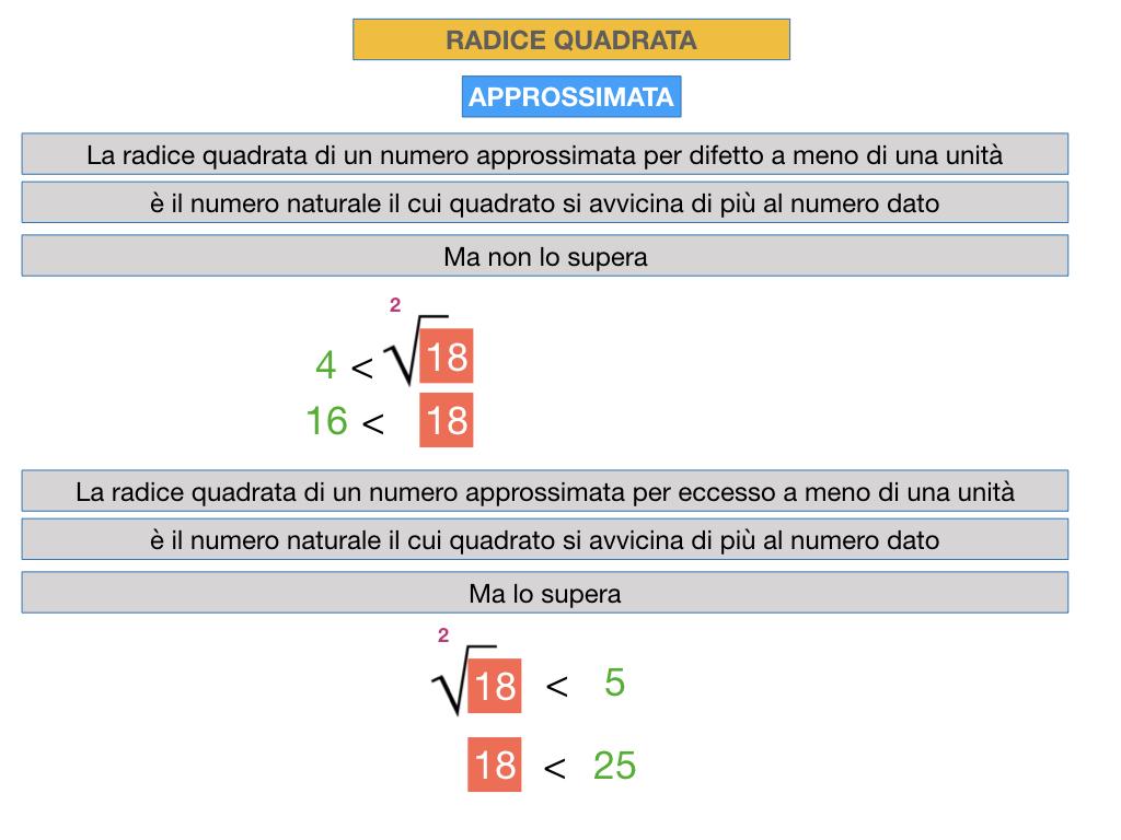 RADICE QUADRATA APPROSSIMATA_SIMULAZIONE.039