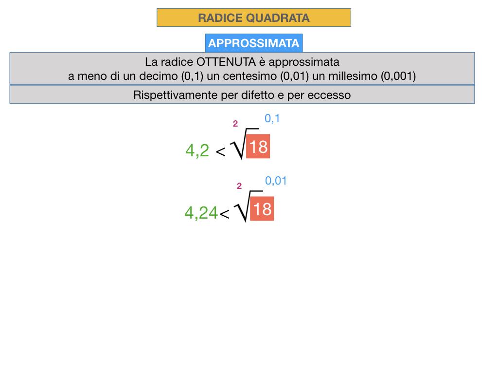 RADICE QUADRATA APPROSSIMATA_SIMULAZIONE.042