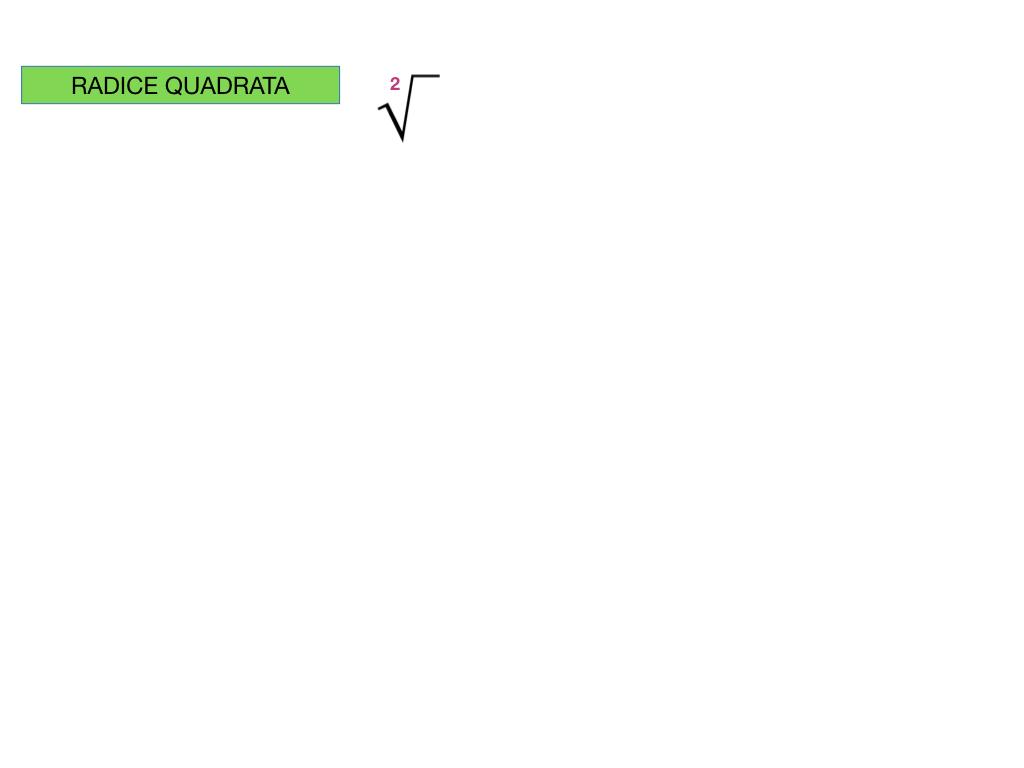 RADICE QUADRATA_SIMULAZIONE.044