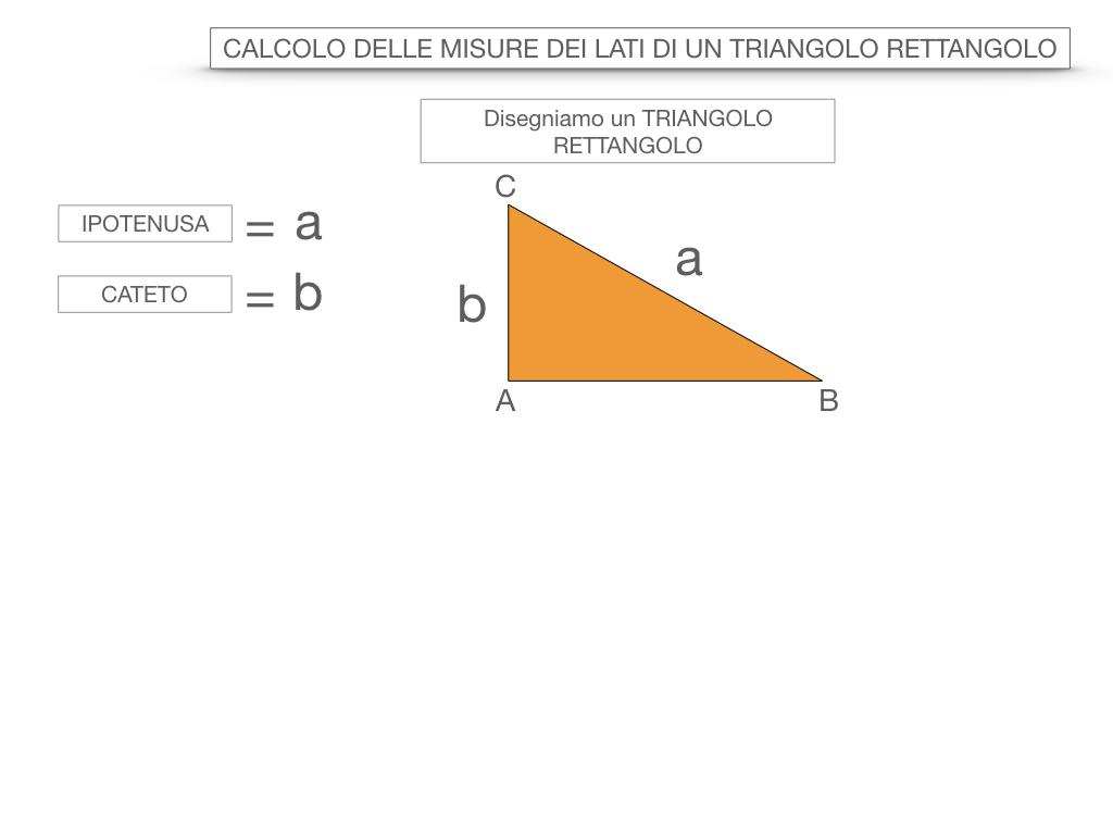 15. CALCOLO DELLE MISURE DEI LATI DI UN TRIANGOLO RETTANGOLO_SIMULAZIONE.012