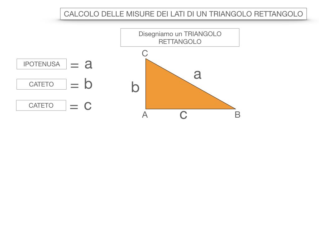 15. CALCOLO DELLE MISURE DEI LATI DI UN TRIANGOLO RETTANGOLO_SIMULAZIONE.013