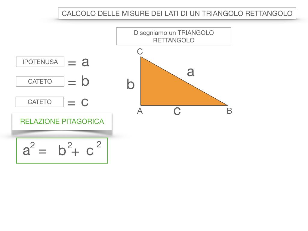 15. CALCOLO DELLE MISURE DEI LATI DI UN TRIANGOLO RETTANGOLO_SIMULAZIONE.015