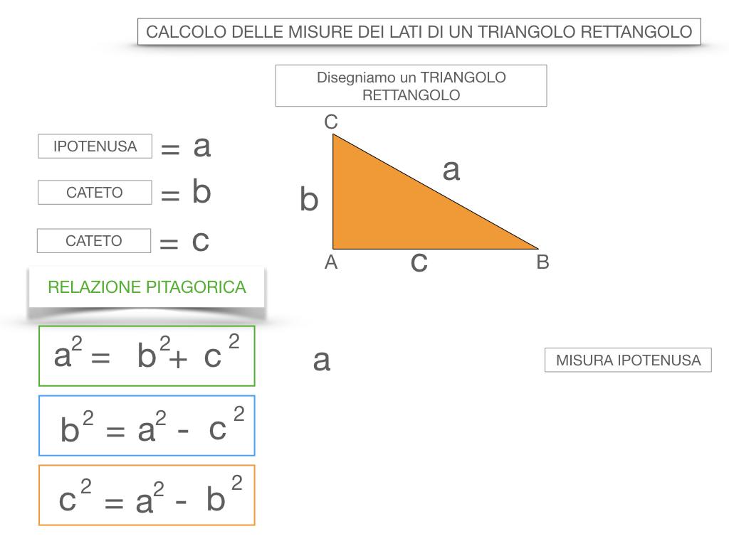 15. CALCOLO DELLE MISURE DEI LATI DI UN TRIANGOLO RETTANGOLO_SIMULAZIONE.022
