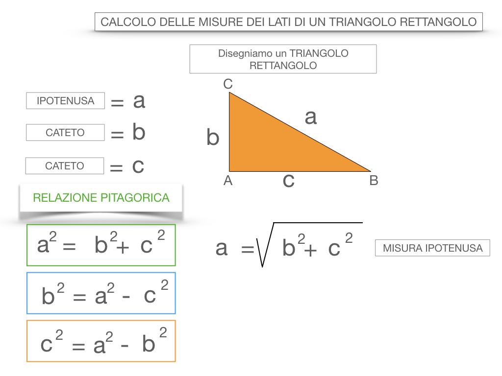 15. CALCOLO DELLE MISURE DEI LATI DI UN TRIANGOLO RETTANGOLO_SIMULAZIONE.023