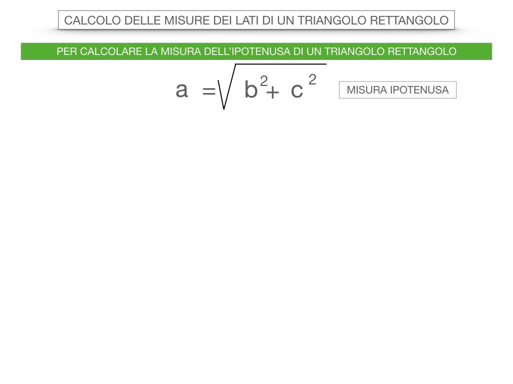 15. CALCOLO DELLE MISURE DEI LATI DI UN TRIANGOLO RETTANGOLO_SIMULAZIONE.030