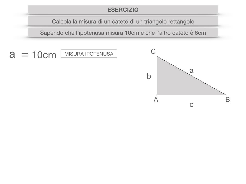 15. CALCOLO DELLE MISURE DEI LATI DI UN TRIANGOLO RETTANGOLO_SIMULAZIONE.051