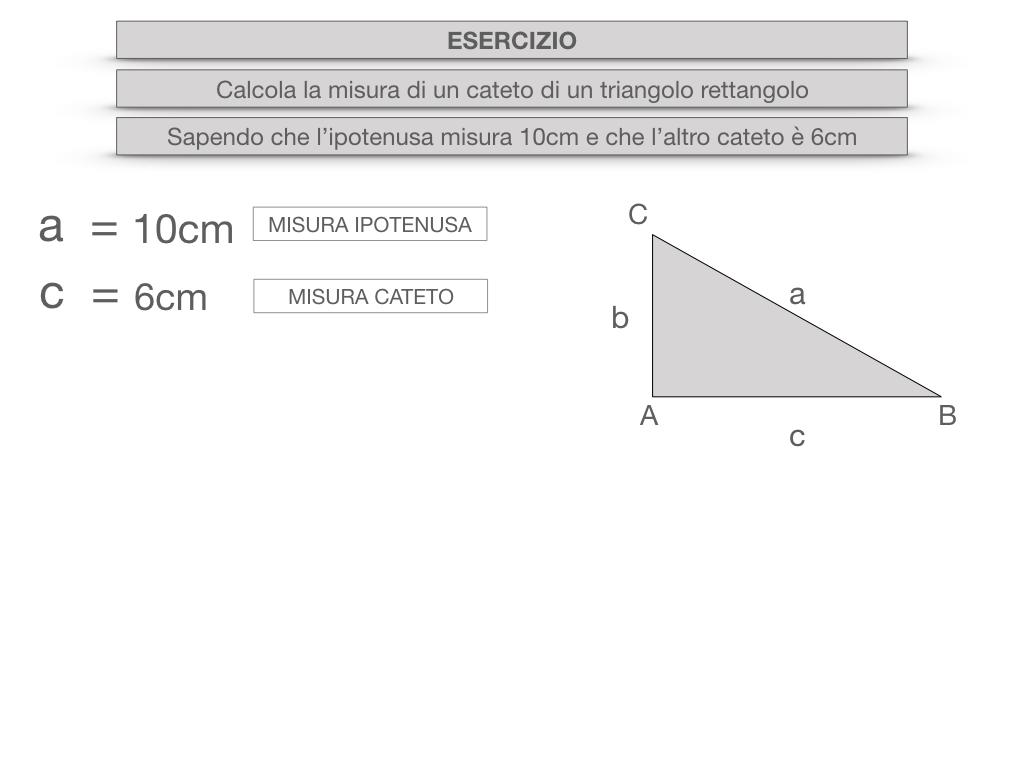 15. CALCOLO DELLE MISURE DEI LATI DI UN TRIANGOLO RETTANGOLO_SIMULAZIONE.052