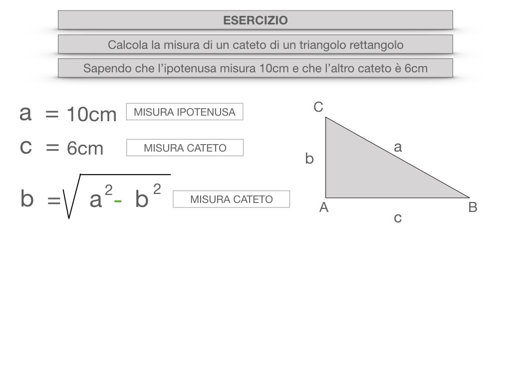 15. CALCOLO DELLE MISURE DEI LATI DI UN TRIANGOLO RETTANGOLO_SIMULAZIONE.053