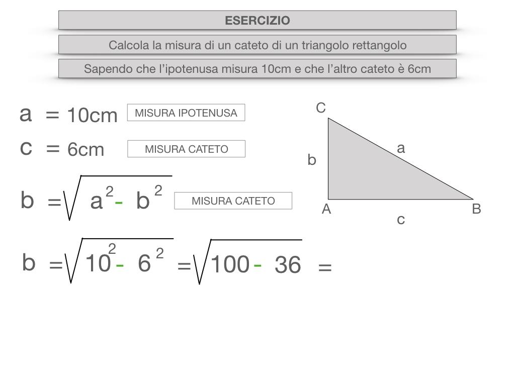 15. CALCOLO DELLE MISURE DEI LATI DI UN TRIANGOLO RETTANGOLO_SIMULAZIONE.055