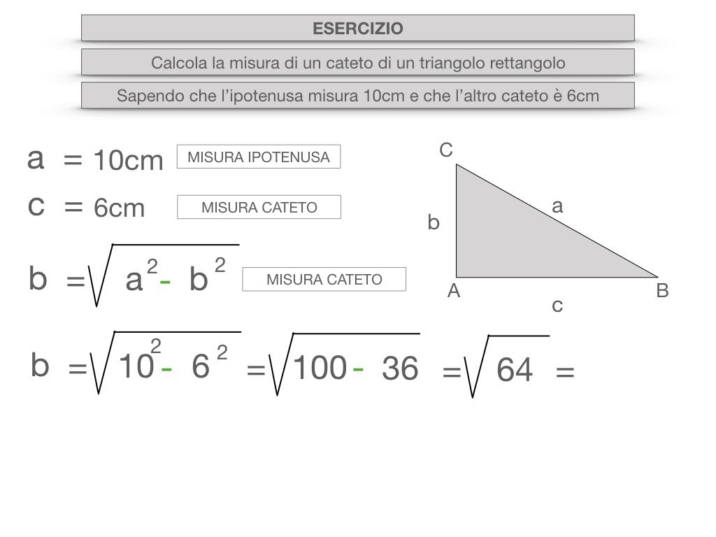 15. CALCOLO DELLE MISURE DEI LATI DI UN TRIANGOLO RETTANGOLO_SIMULAZIONE.056