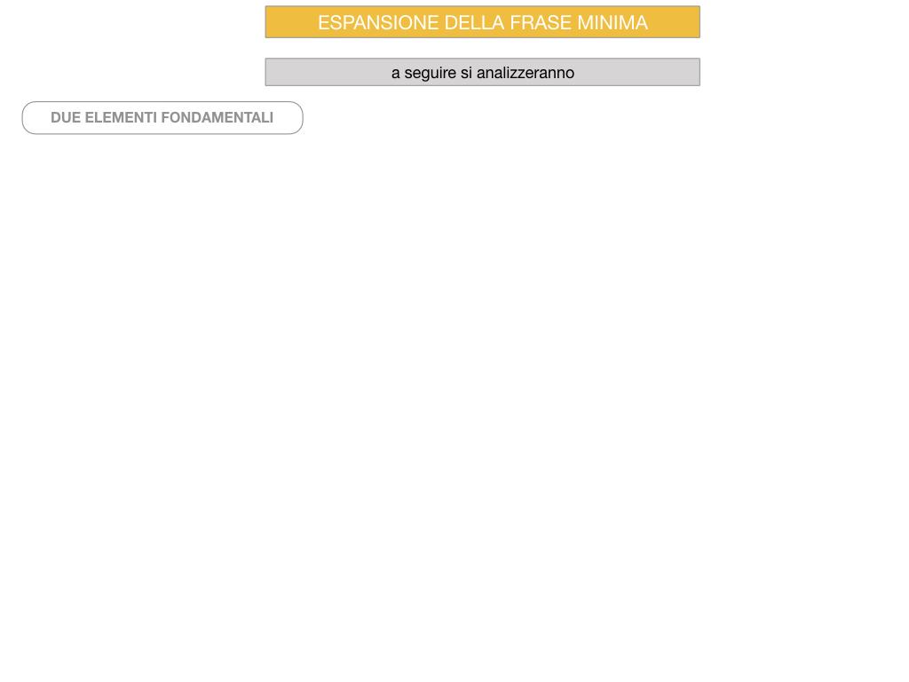8. L'ESPANSIONE DELLA FRASE MINIMA _SIMULAZIONE.068