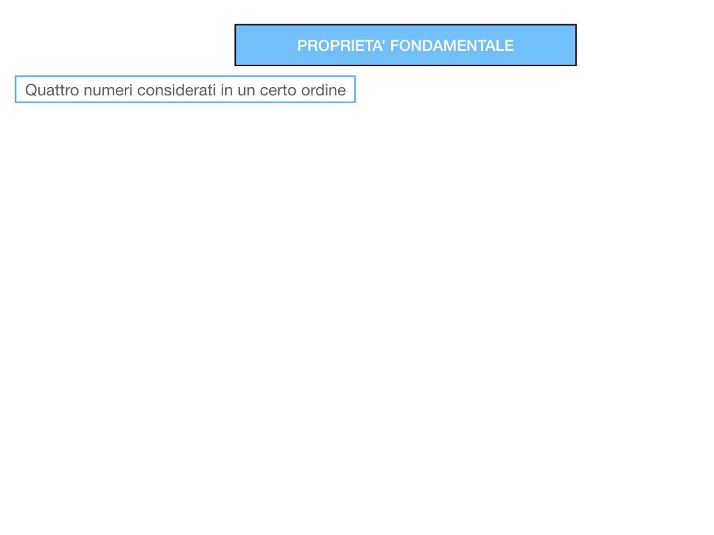 LA PROPORZIONE - PROPRIETA' FONDAMENTALE_SIMULAZIONE.050