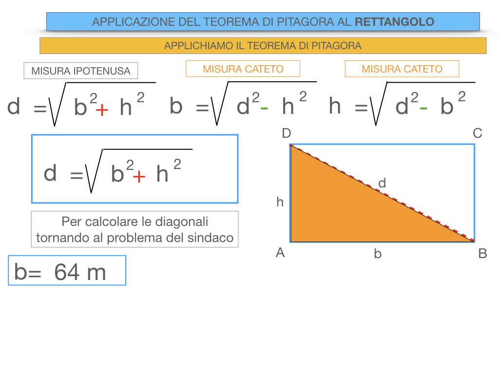 16. APPLICAZIONE DEL TEOREMADI PITAGORA A RETTANFOLO E PARALLELOGRAMMO_SIMULAZIONE.041
