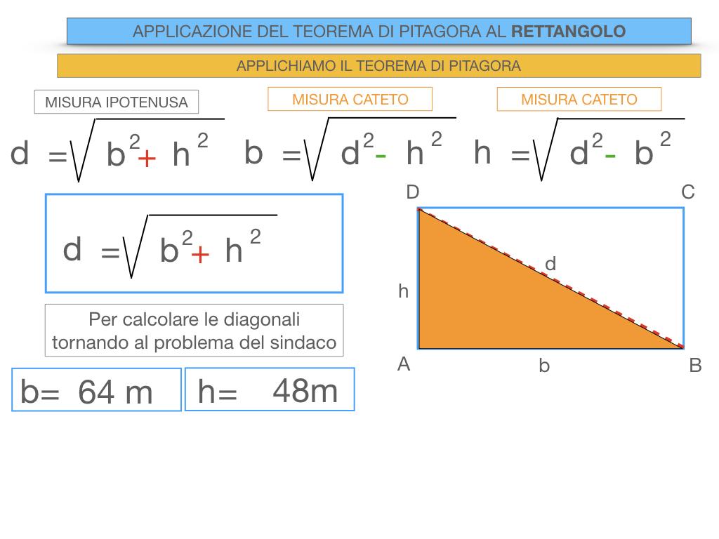 16. APPLICAZIONE DEL TEOREMADI PITAGORA A RETTANFOLO E PARALLELOGRAMMO_SIMULAZIONE.042