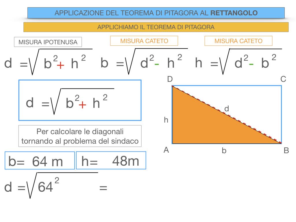 16. APPLICAZIONE DEL TEOREMADI PITAGORA A RETTANFOLO E PARALLELOGRAMMO_SIMULAZIONE.043
