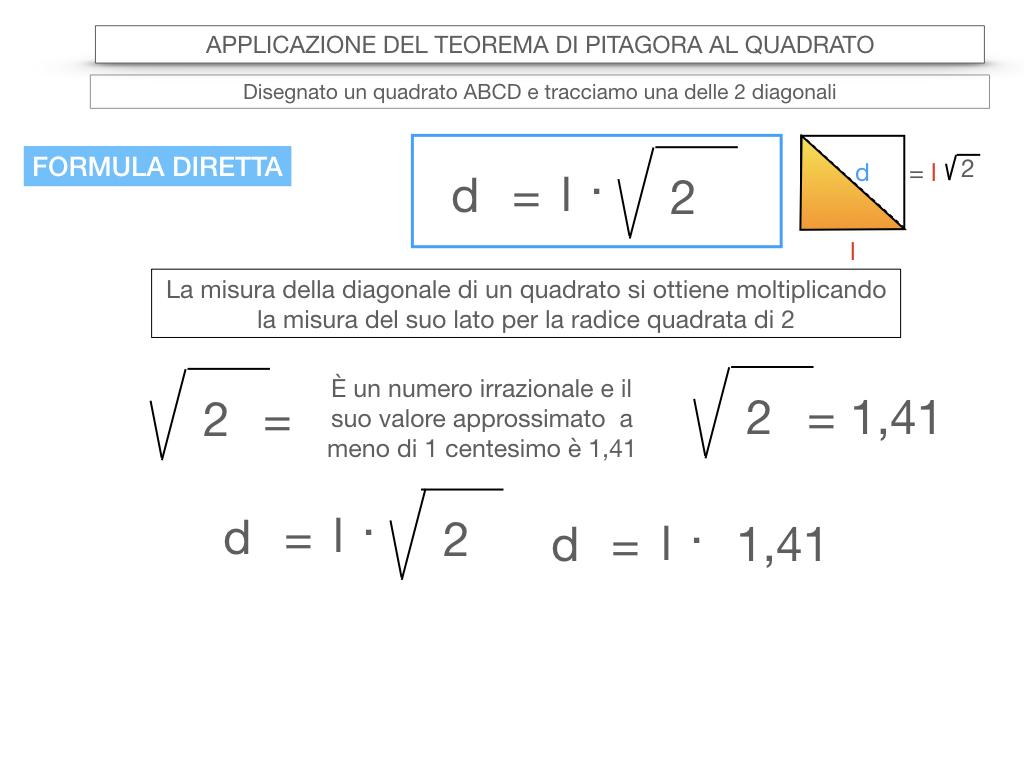 17. APPLICAZIONE DEL TEOREMA DI PITAGORA AL QUADRATO_SIMULAZIONE3.024