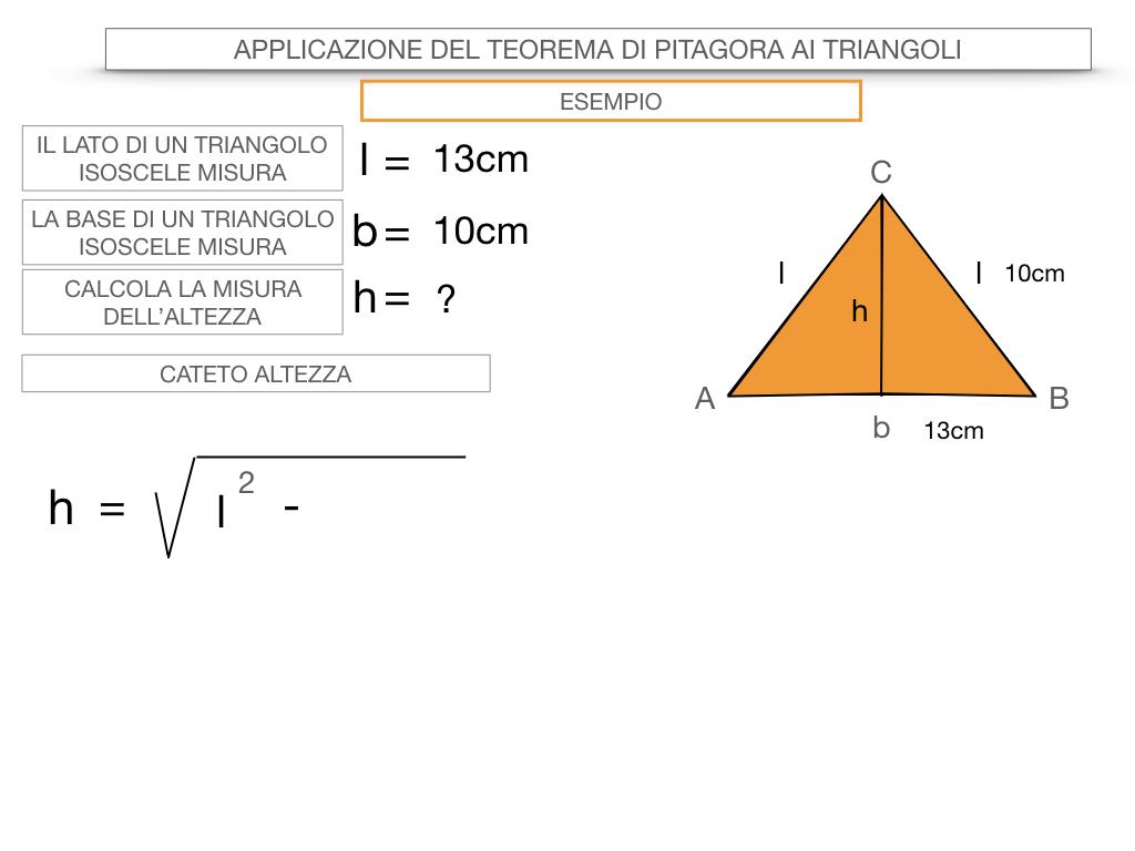 18. APPLICAZIONE DEL TEOREMA DI PITAGORA AI TRIANGOLI_SIMULAZIONE.034