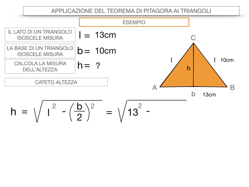 18. APPLICAZIONE DEL TEOREMA DI PITAGORA AI TRIANGOLI_SIMULAZIONE.036