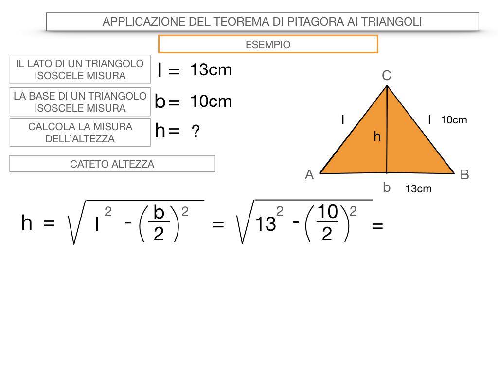 18. APPLICAZIONE DEL TEOREMA DI PITAGORA AI TRIANGOLI_SIMULAZIONE.037