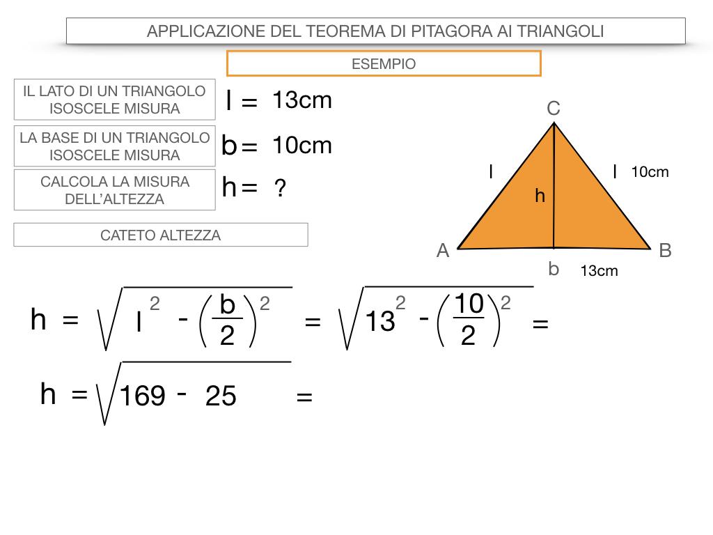 18. APPLICAZIONE DEL TEOREMA DI PITAGORA AI TRIANGOLI_SIMULAZIONE.039