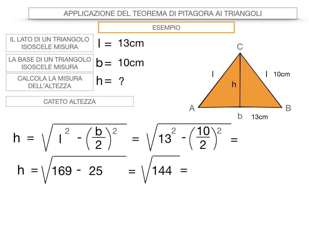 18. APPLICAZIONE DEL TEOREMA DI PITAGORA AI TRIANGOLI_SIMULAZIONE.040