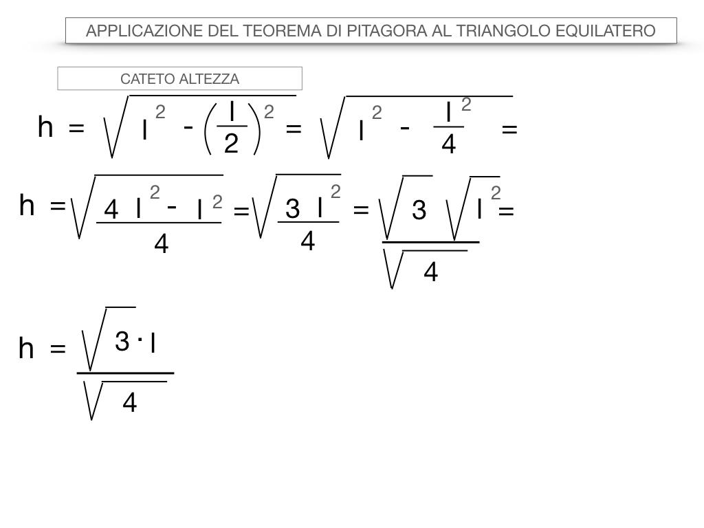 19. APPLICAZIONE DEL TEOREMA DI PITAGORA AL TRIANGOLO EQUILATERO_SIMULAZIONE.027