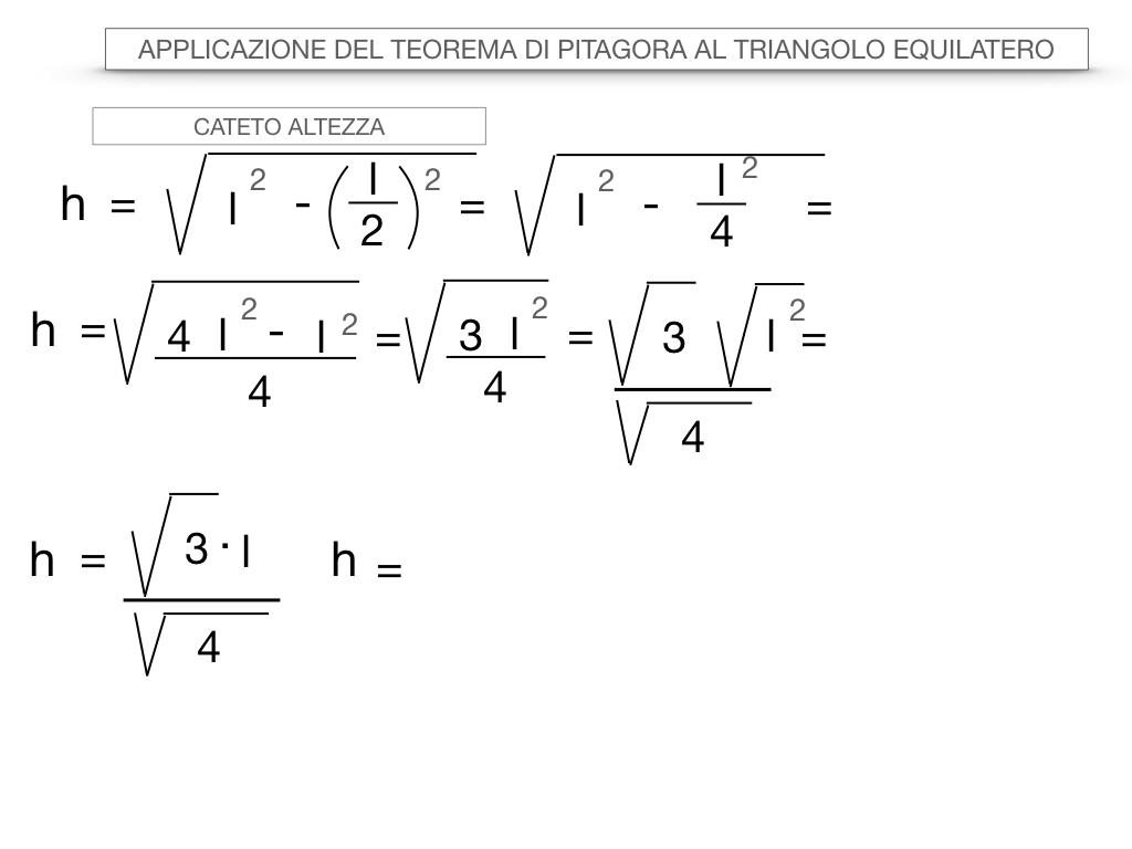19. APPLICAZIONE DEL TEOREMA DI PITAGORA AL TRIANGOLO EQUILATERO_SIMULAZIONE.028