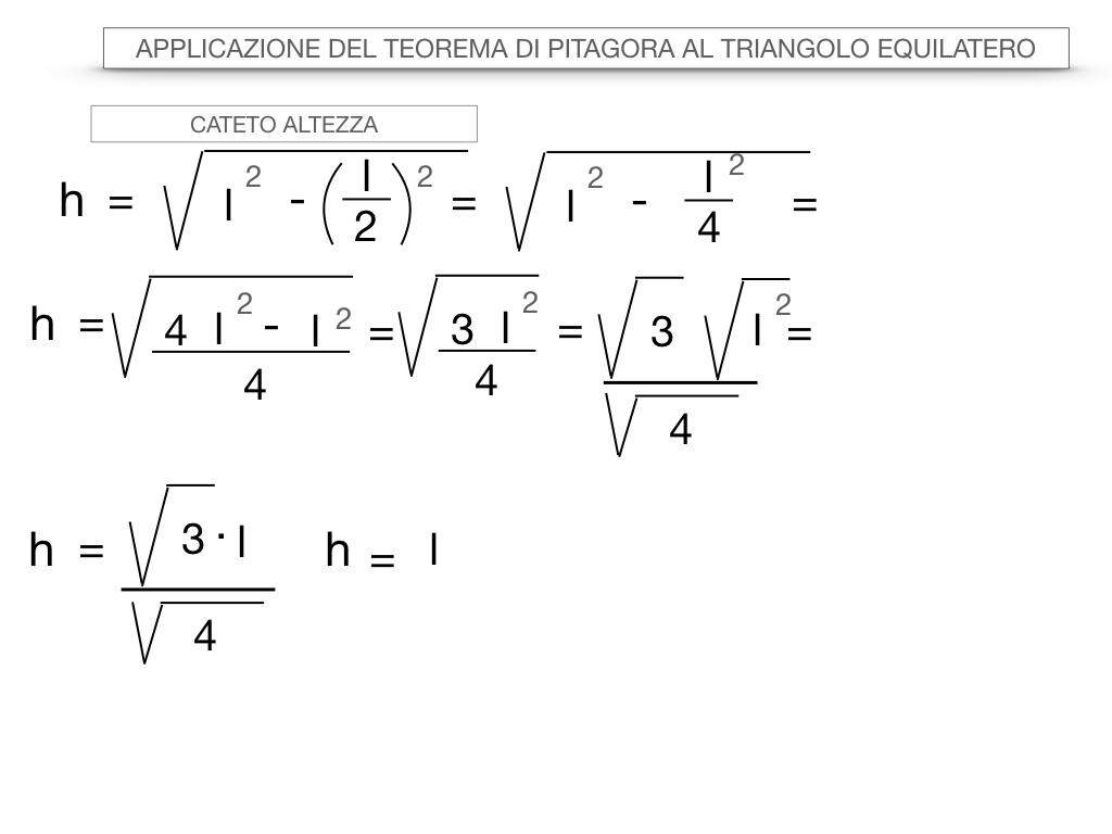 19. APPLICAZIONE DEL TEOREMA DI PITAGORA AL TRIANGOLO EQUILATERO_SIMULAZIONE.029