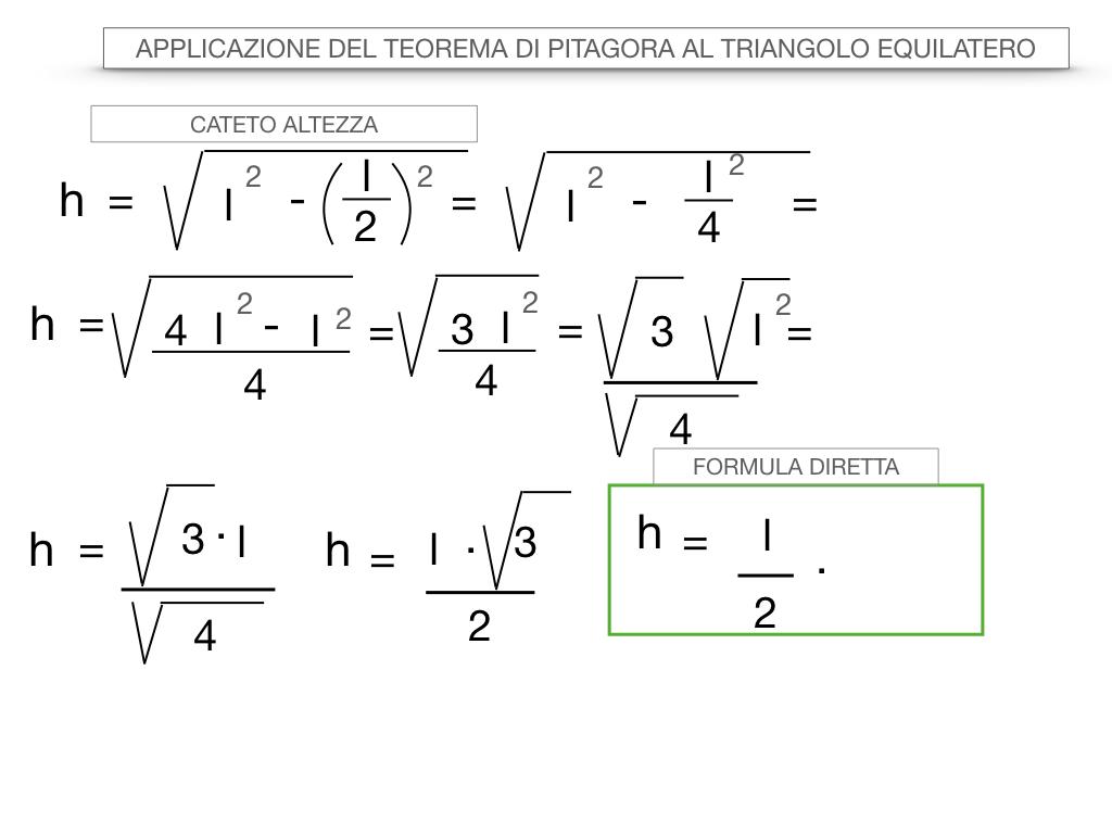 19. APPLICAZIONE DEL TEOREMA DI PITAGORA AL TRIANGOLO EQUILATERO_SIMULAZIONE.033